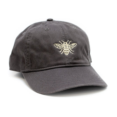 Honey Bee Organic Cotton Cap