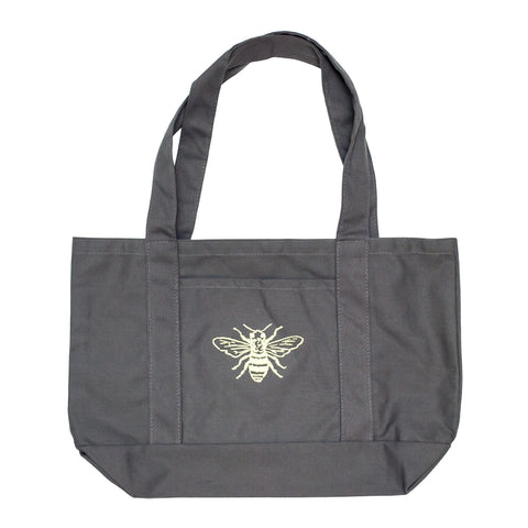 Honey Bee Pocket Tote Bag