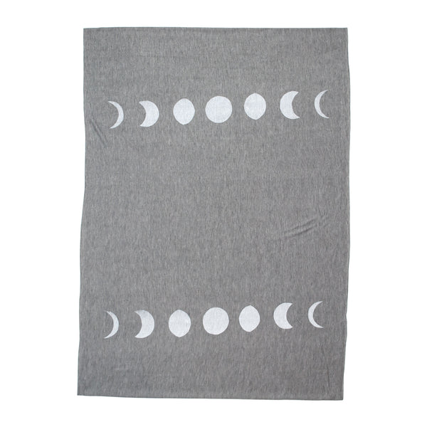 Moon Phases Infinity Scarf