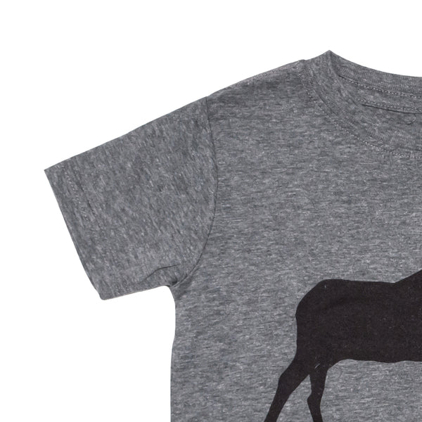 Moose Toddler Tee