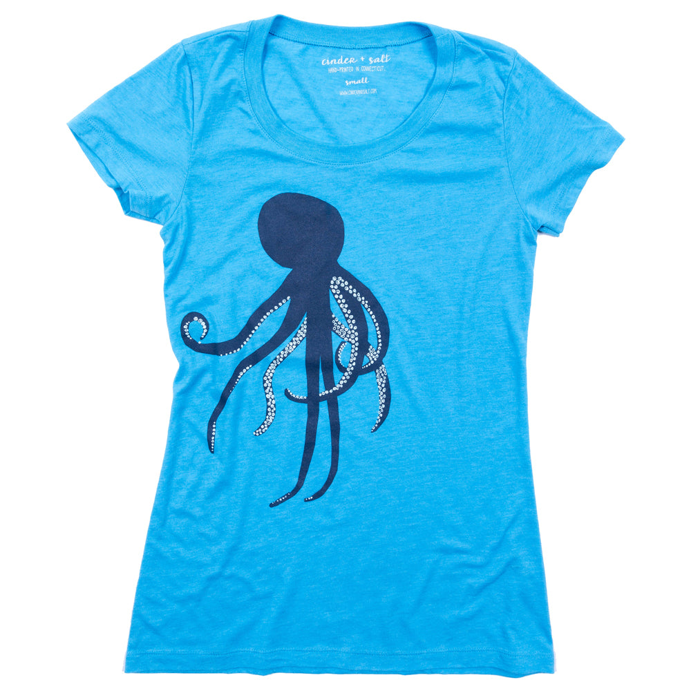 Octopus Ladies Tee