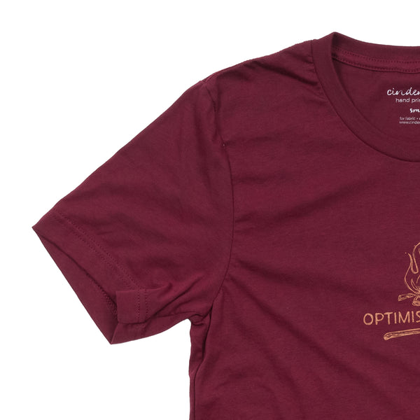 Optimism + Grit Tee