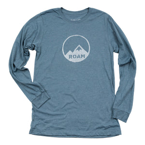 ROAM Mountains Long Sleeve Tee