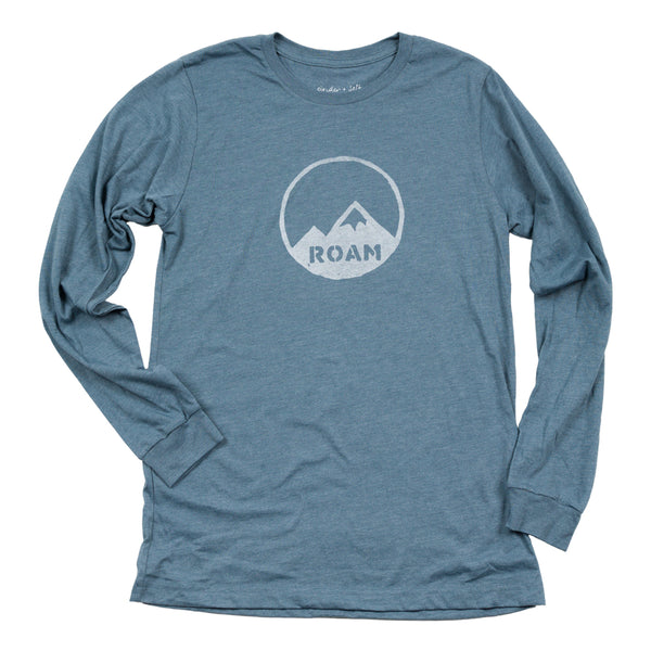 ROAM Mountains Men's Long Sleeve Tee