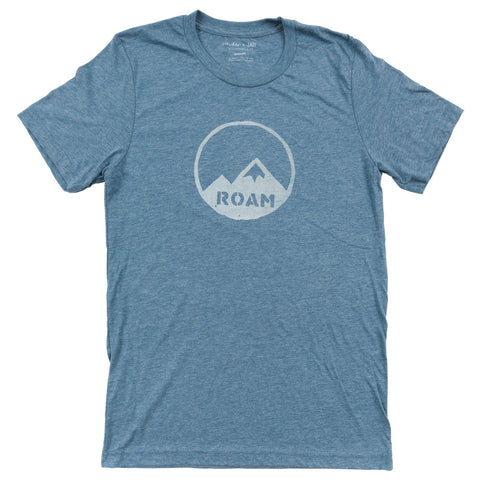 ROAM Mountains Men's Tee