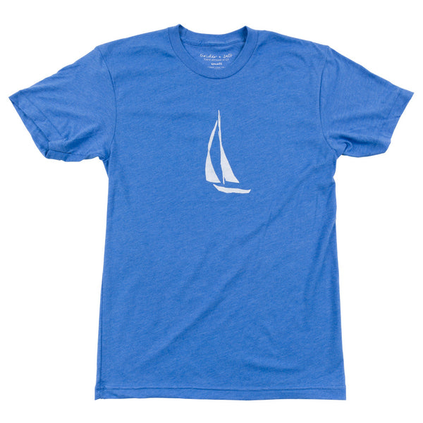 Sailboat Men's Tee