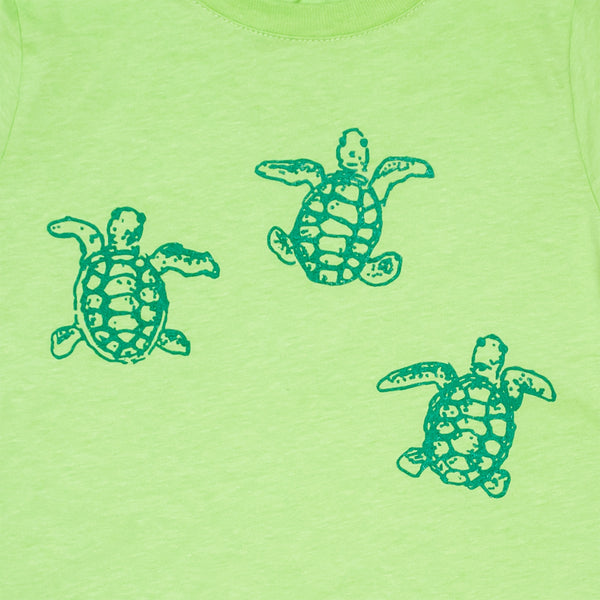 Sea Turtles Toddler Tee