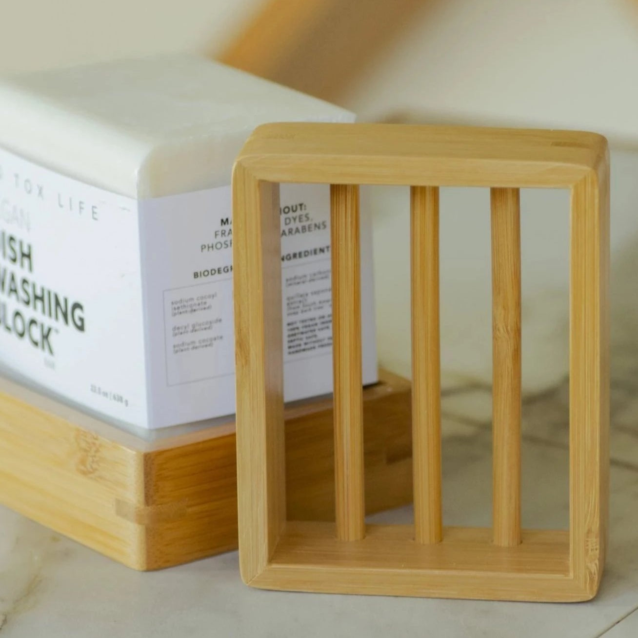 Moso Bamboo Soap Tray
