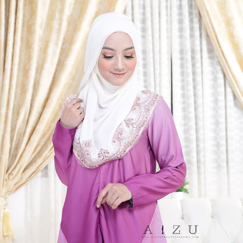 Zhalia Blouse | 04 Purple