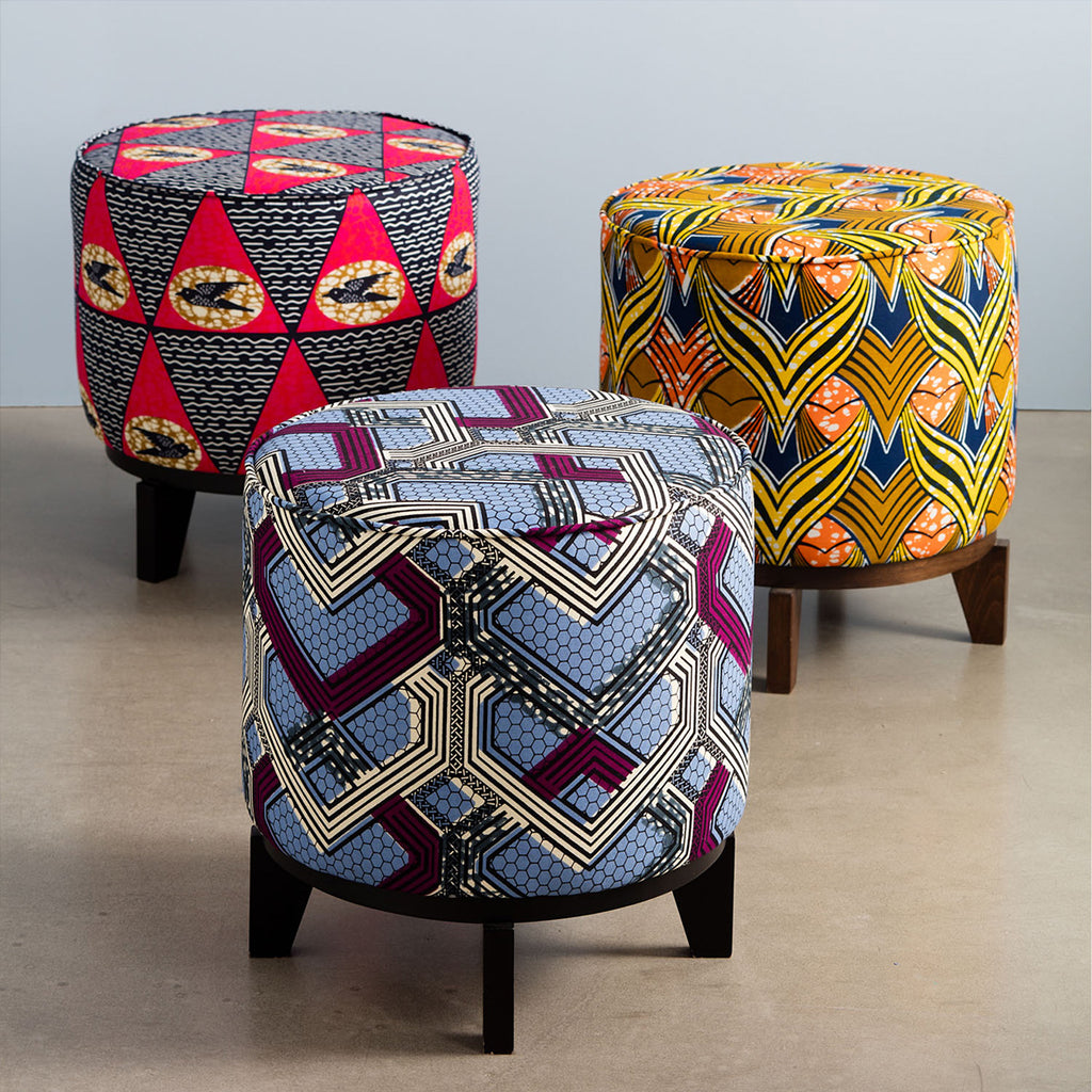 Pouffes and Footstools