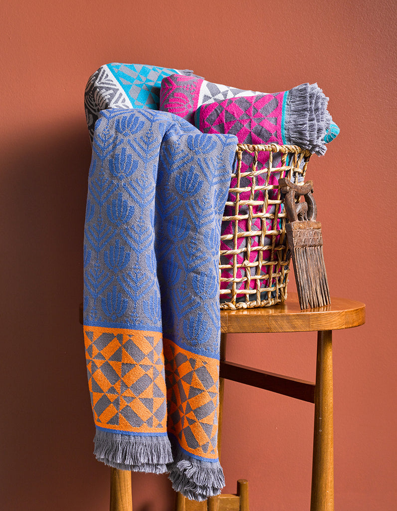 Chichen Itza Throw Blanket