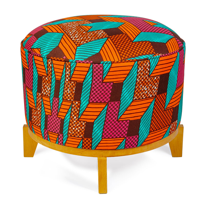 Conakry Footstool
