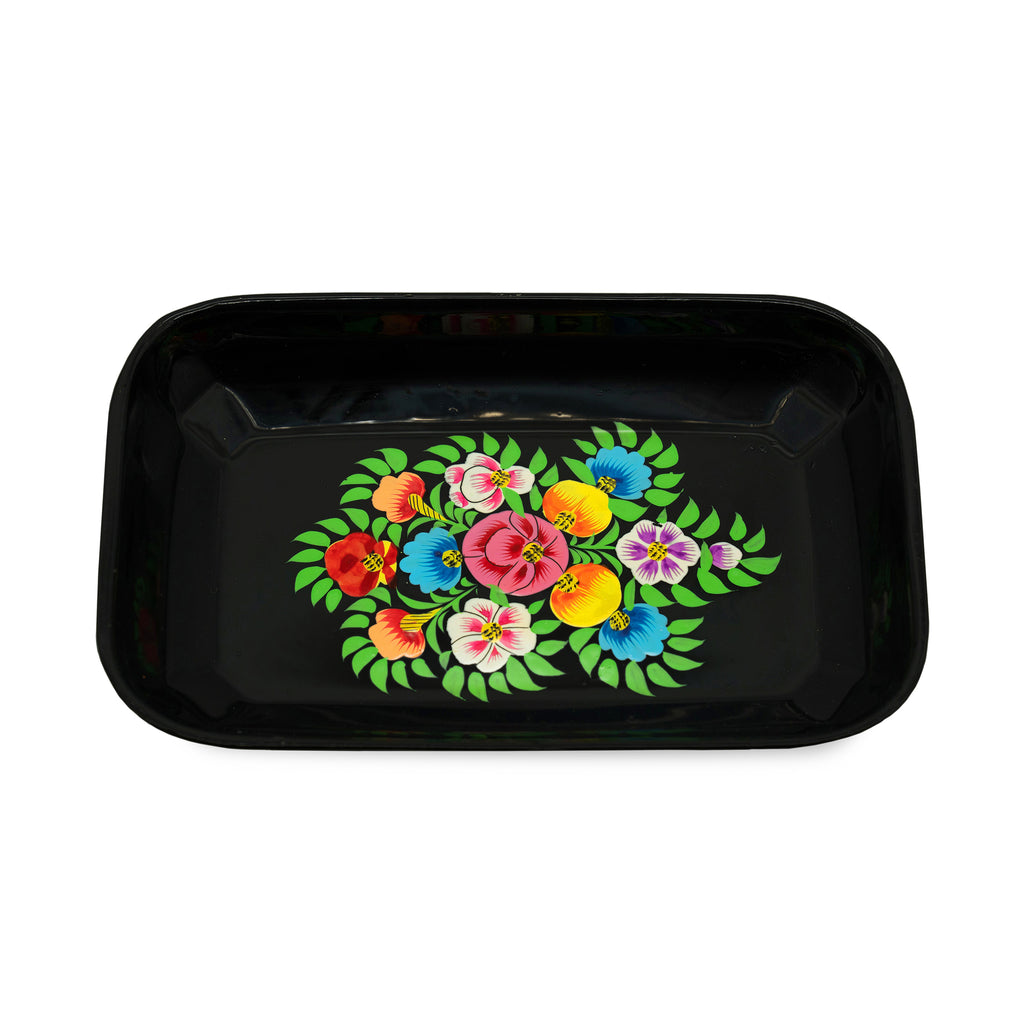 Small Black Tray