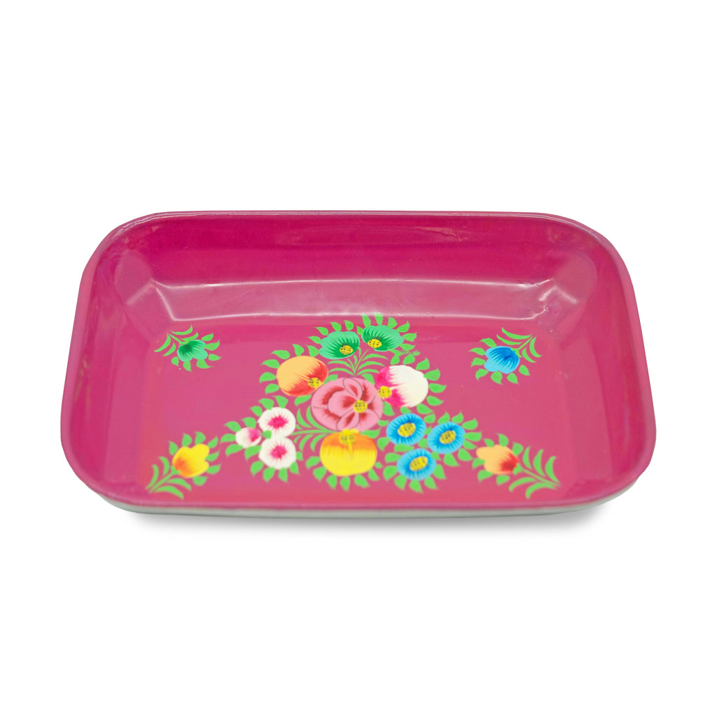 Small Pink Tray