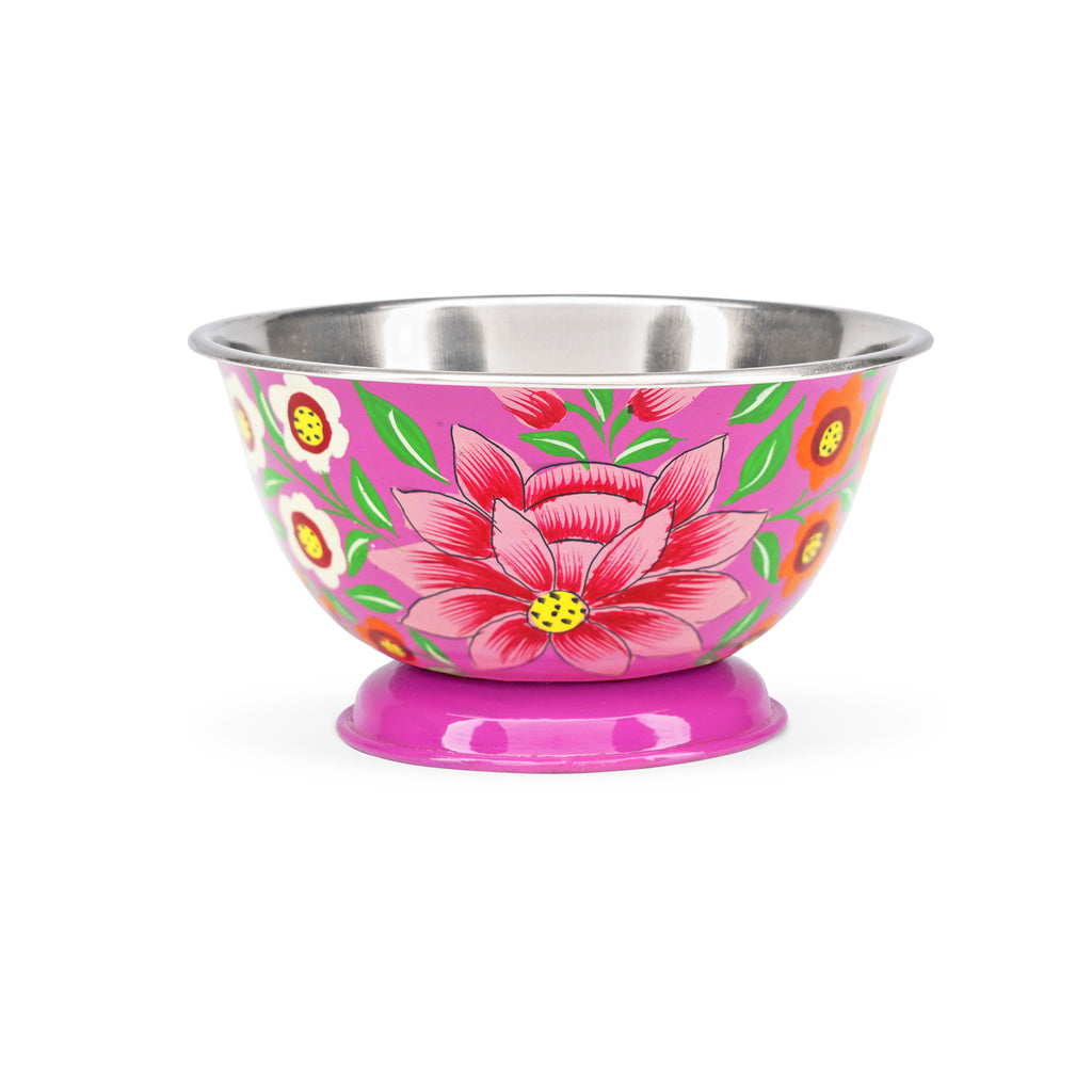 Small Pink Lotus Bowl