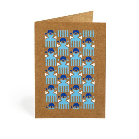 Greeting Card - Duafe