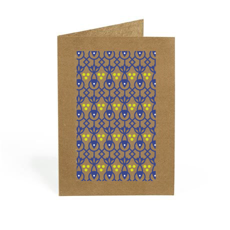 Greeting Card - Mahi