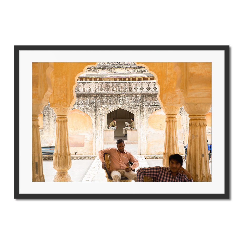 Jaipur Fine Art Baskı No.2