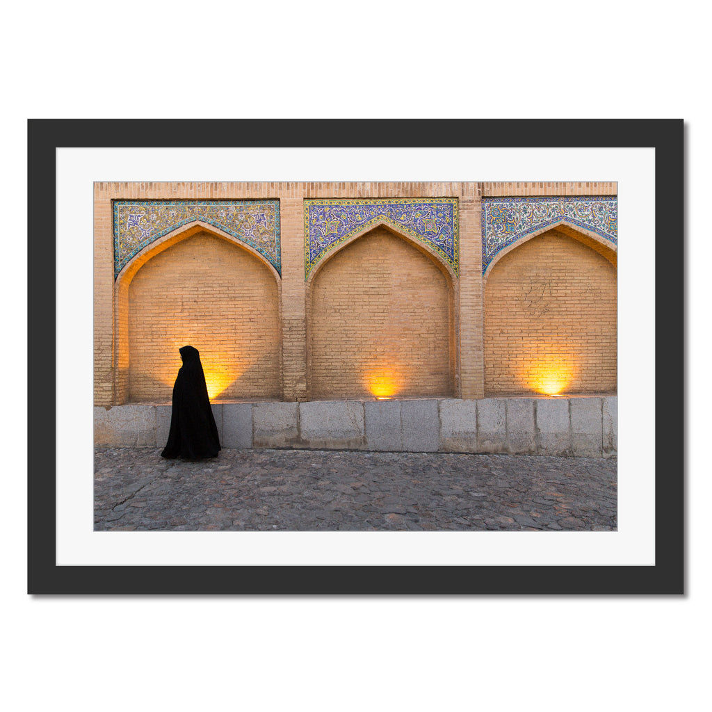 Isfahan Photographic Print