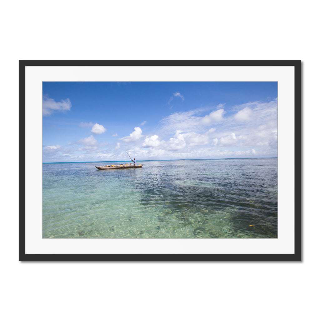 Ile Sainte-Marie Photographic Print