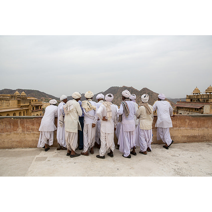 Jaipur Photographic Print No.1