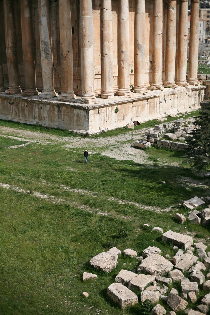Baalbek Photographic Print