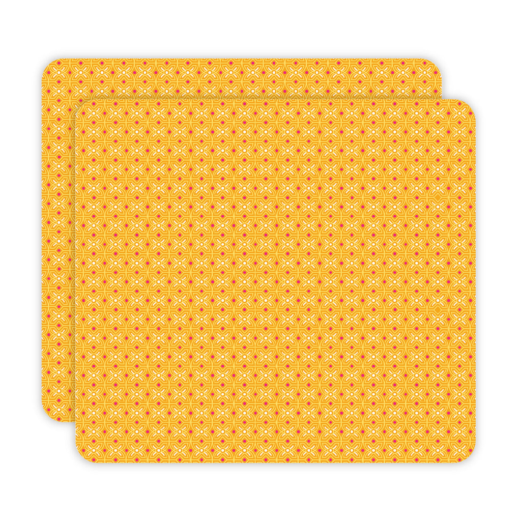 Set of Fawahodie Placemats
