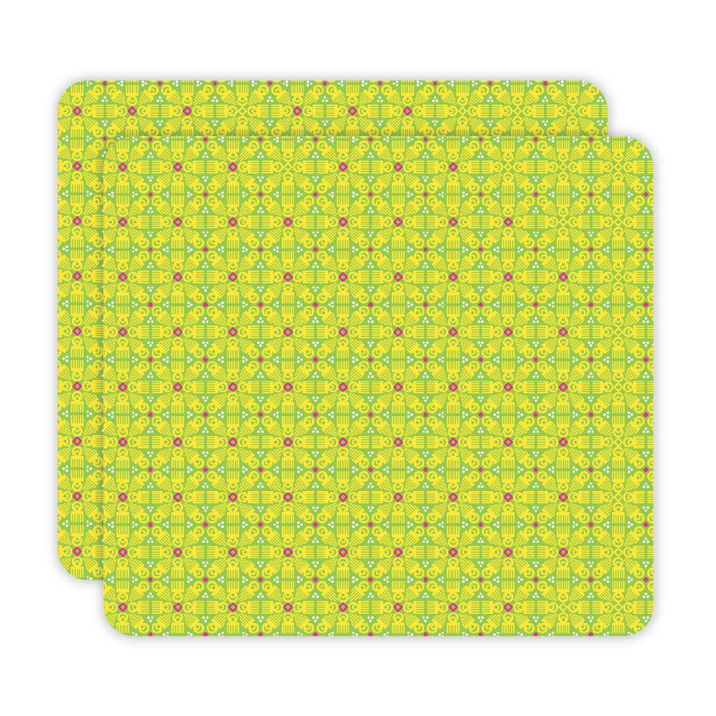 Set of Duafe Placemats