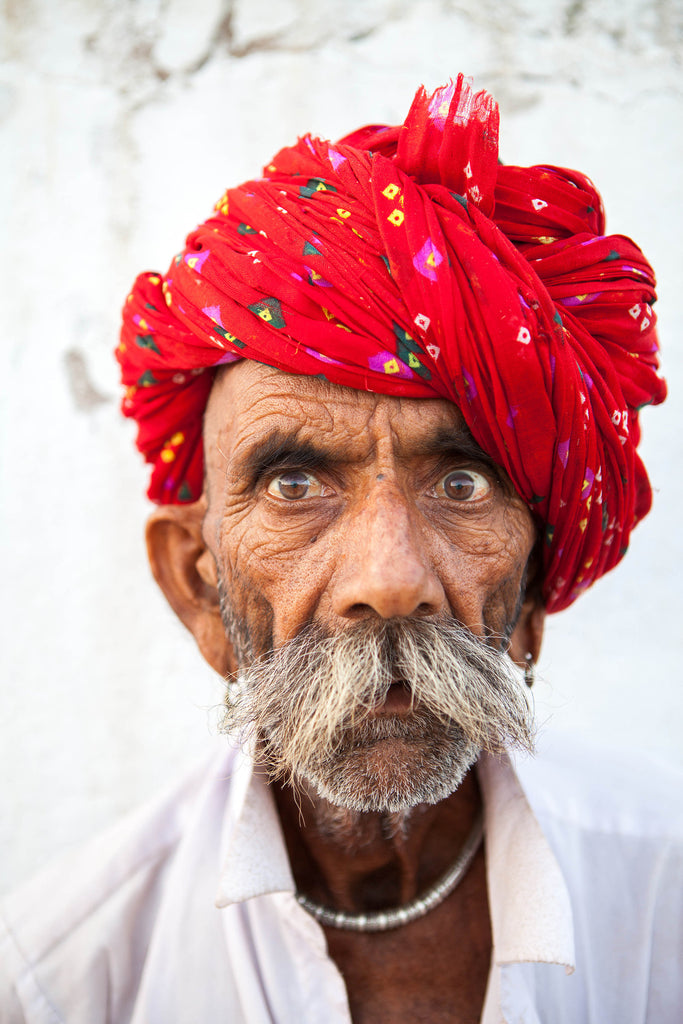 Pushkar Photographic Print
