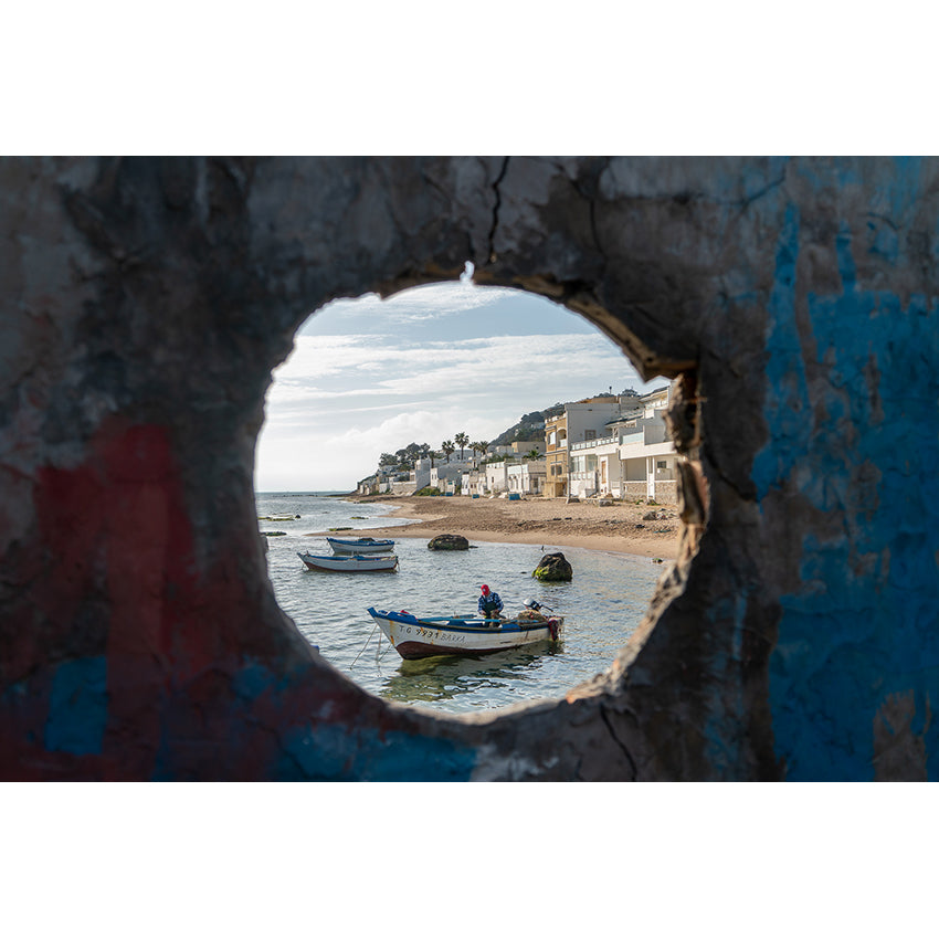 Sidi Bou Said Photographic Print