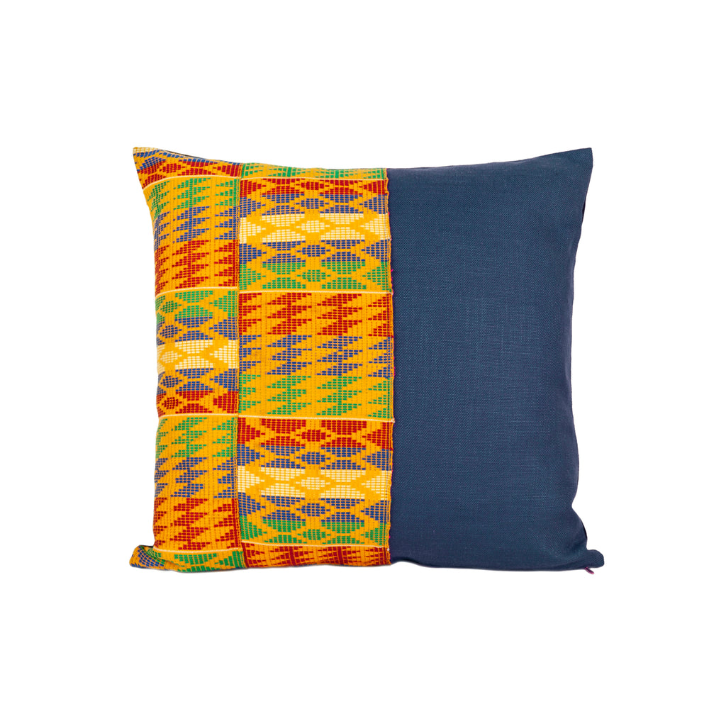Makola Kente Cushion