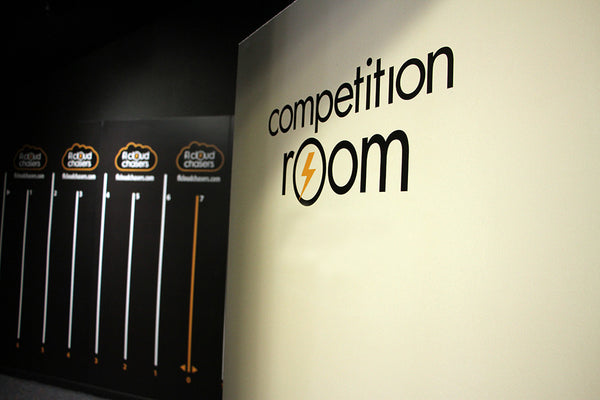 Vape Competition Room