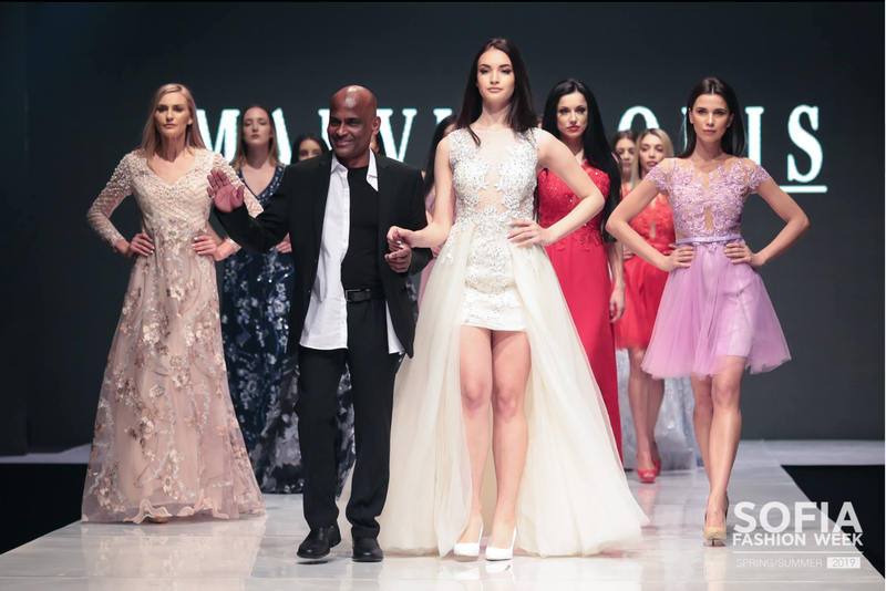 Marvin Nonis UK At Sofia Fashion Week