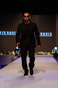Marvin Nonis Black Suit