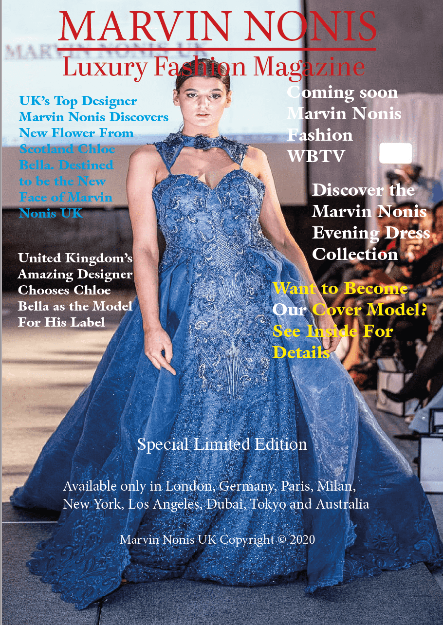 Marvin Nonis Fashion Magazine Issue 2