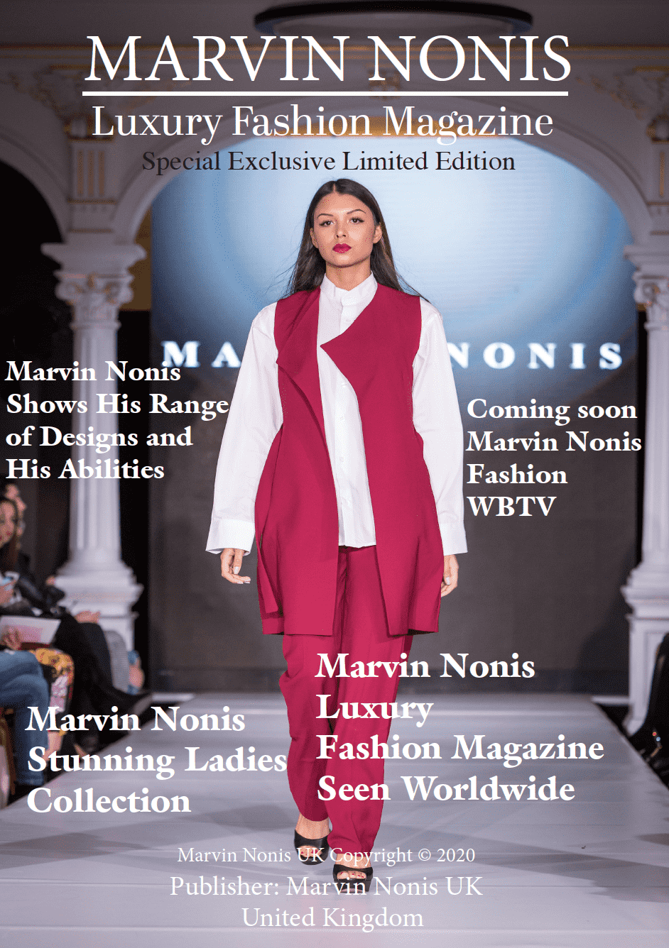 Marvin Nonis Luxury Fashion Magazine - Fashion Show
