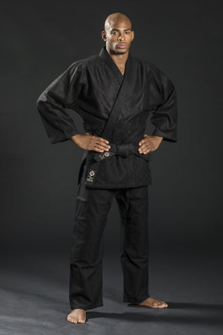 Ronin Brand Ultimate black Judo/Jujitsu Uniform