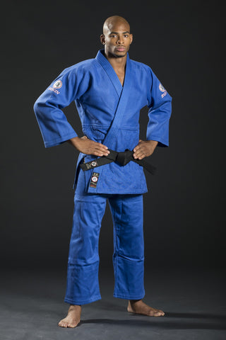 Ronin Brand Champion Comp Judo Uniform - Blue