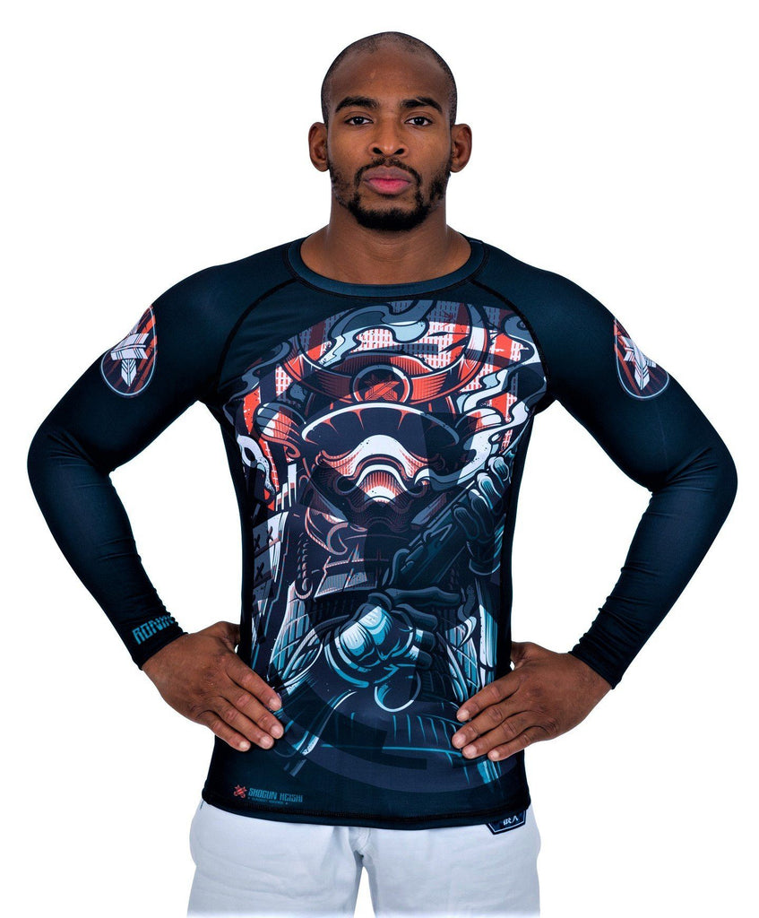 Shogun Heishi Long Sleeve Rash Guard
