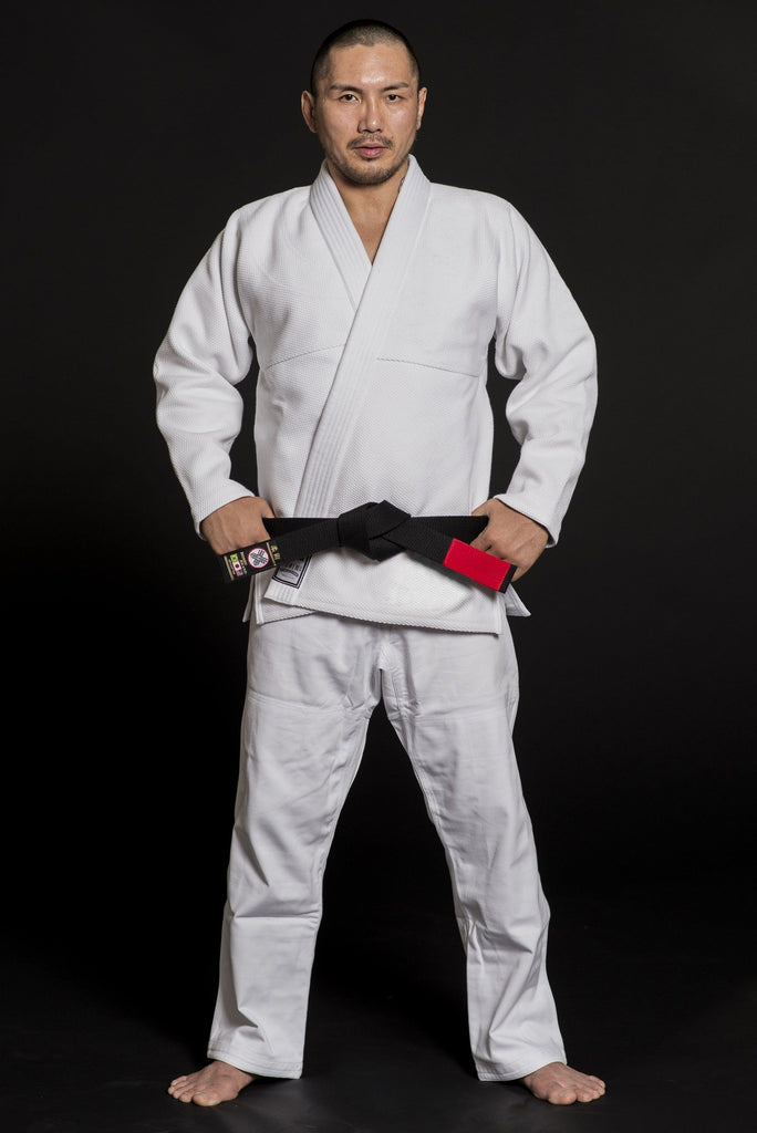 Ronin Plain Double Weave Jiu jitsu Gi - Made in Japan
