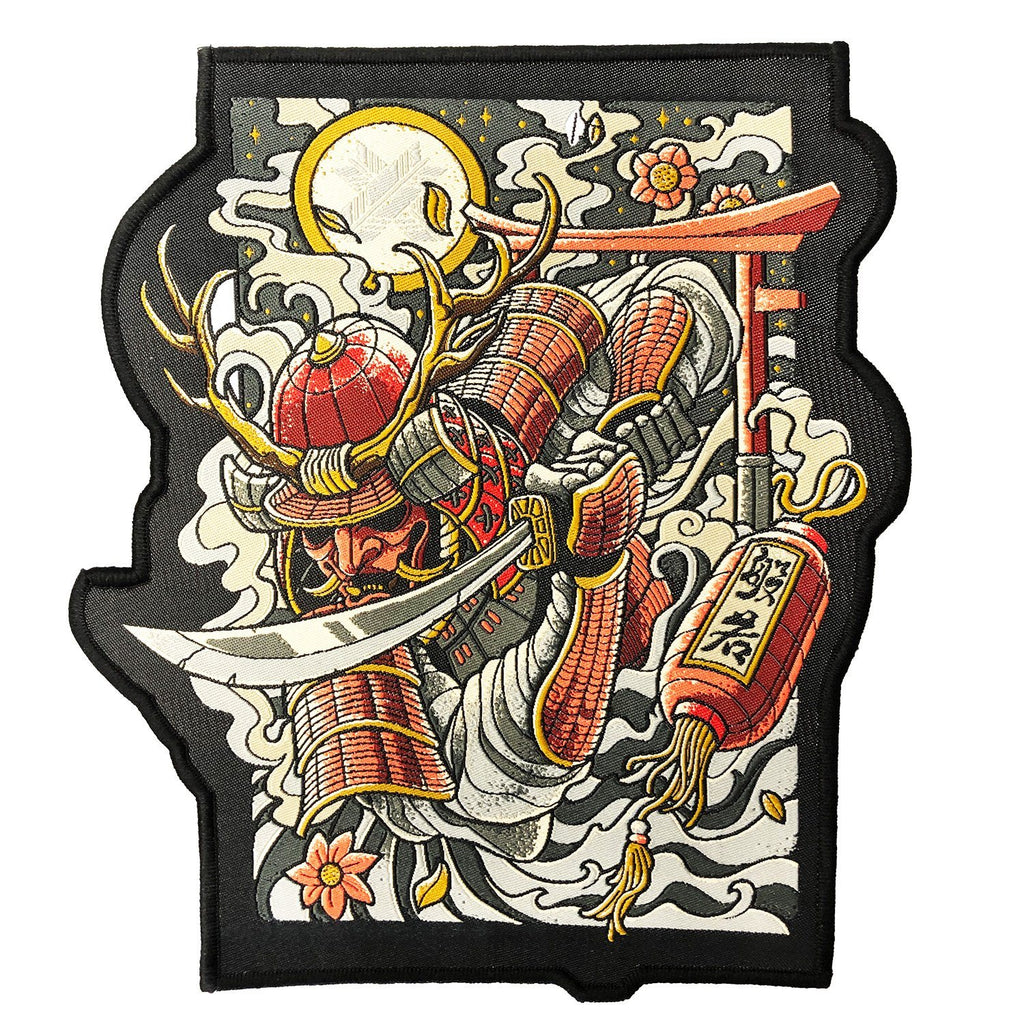 Oni Bushi Patch