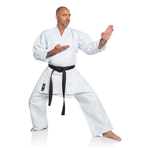 Ronin Shiai Karate Gi - Purple Label