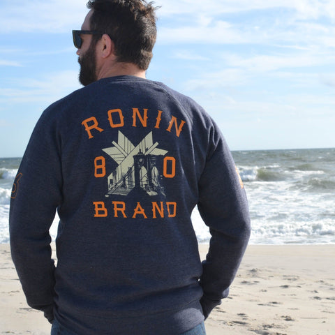 Ronin 1980 BKLYN Sweatshirt