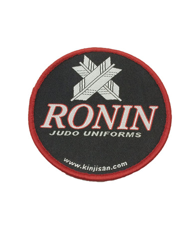 Circle Ronin Brand Judo Patch