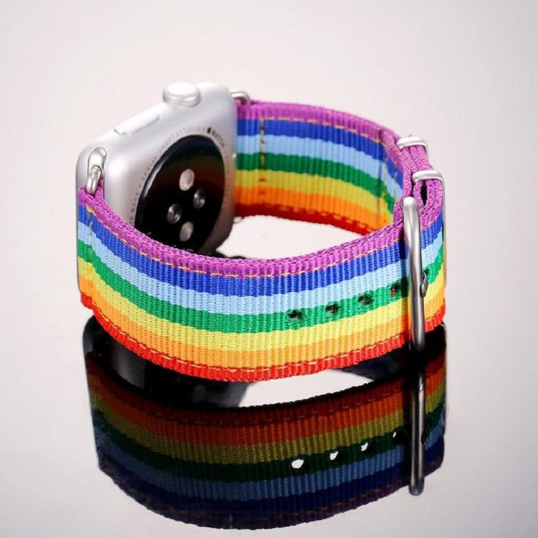 Apple Watch Band - Rainbow