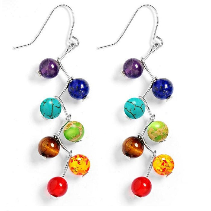 rainbow earrings pride jewelry