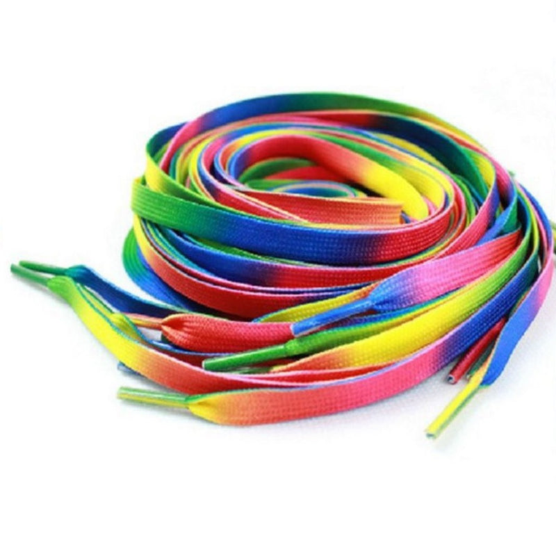 The Rainbow Shoelaces
