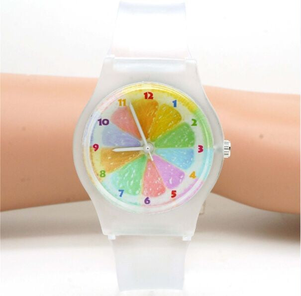 The Rainbow Watch