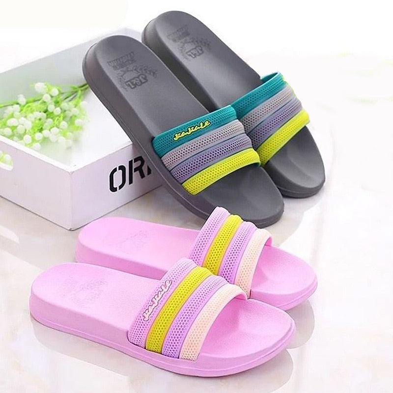 Lovely Rainbow Slides