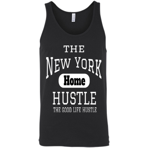 New York Hustle Home T-Shirt | Bella+Canvas Unisex Tank, T-Shirts,